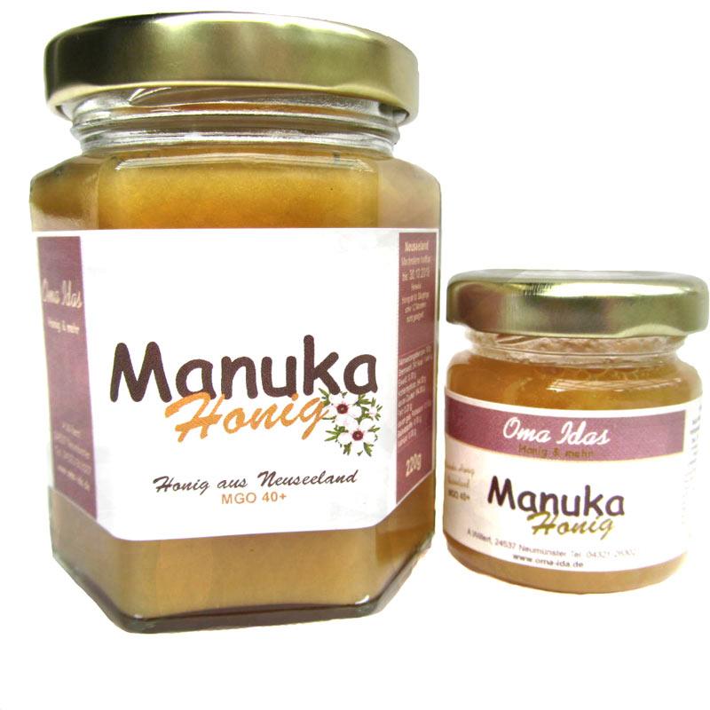 Manuka Honig direkt aus Neuseeland